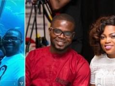 Pregnant Funke Akindele