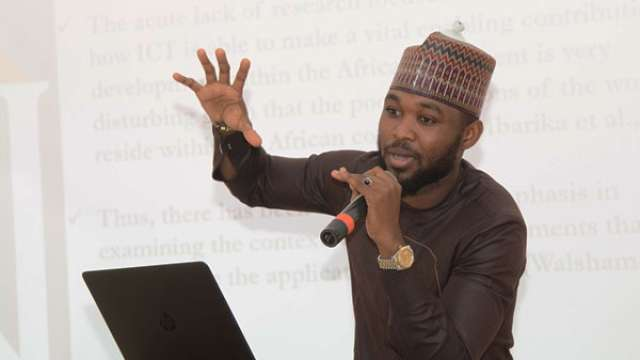 29 year old nigerian becomes youngest uk university lecturer