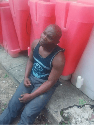 lagos police arrest killer