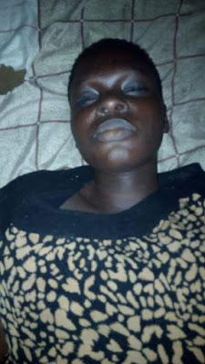 Nigerian man flees