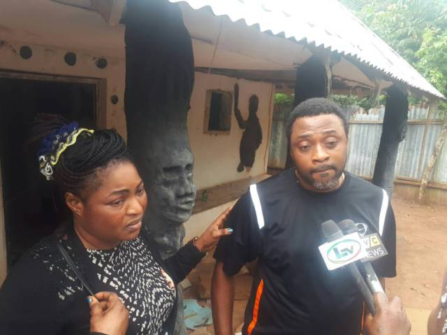 Lagos State Police Commissioner Rescues Couple