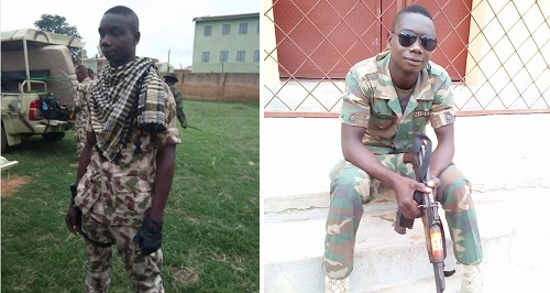 nigerian soldier advises south east brothers