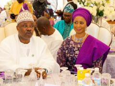 Governor Amosun Refutes Pregnancy Reports