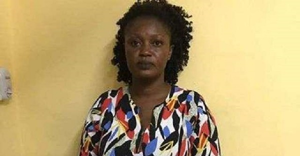 Nigerian female fraudster arrested