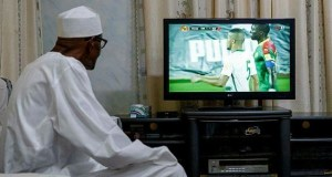 President Buhari congratulates Super Eagles