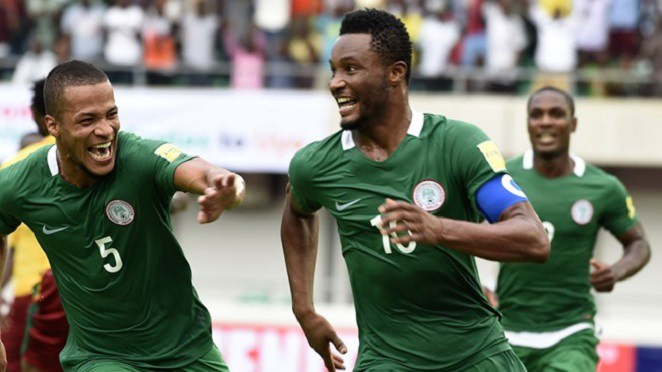 Super Eagles Get $2,000