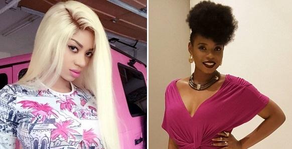Dencia Blasts Yemi Alade