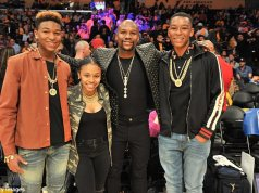 Floyd Mayweather Three Children