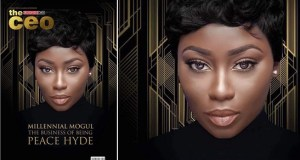 Business Day Celebrates Peace Hyde