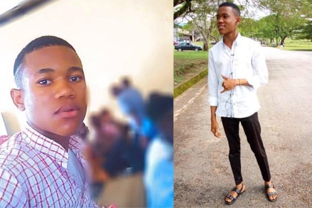 100 level crutech student dies