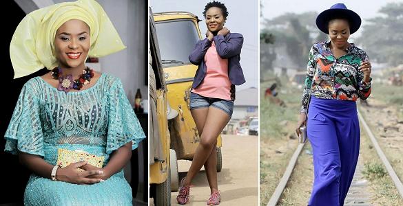 Actress Kehinde Olorunyomi