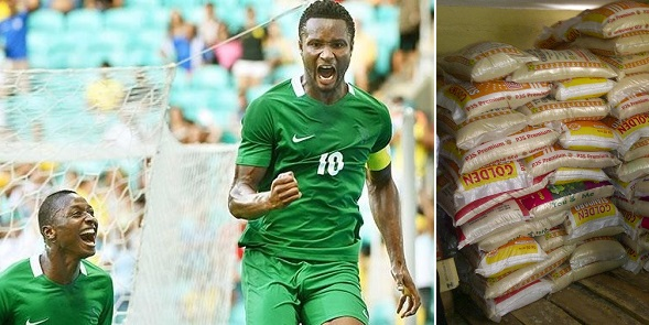 Nigeria vs Zambia: Man of the match to get N1m and 10 Bags Of Rice