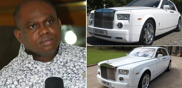 Image result for pastor that rejected rolls royce