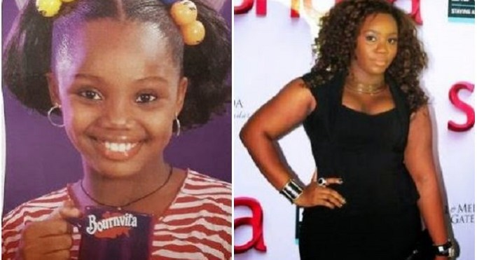 Child Star Sharon Ezeamaka