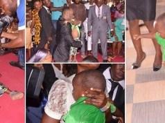 Apostle Suleman raises dead child