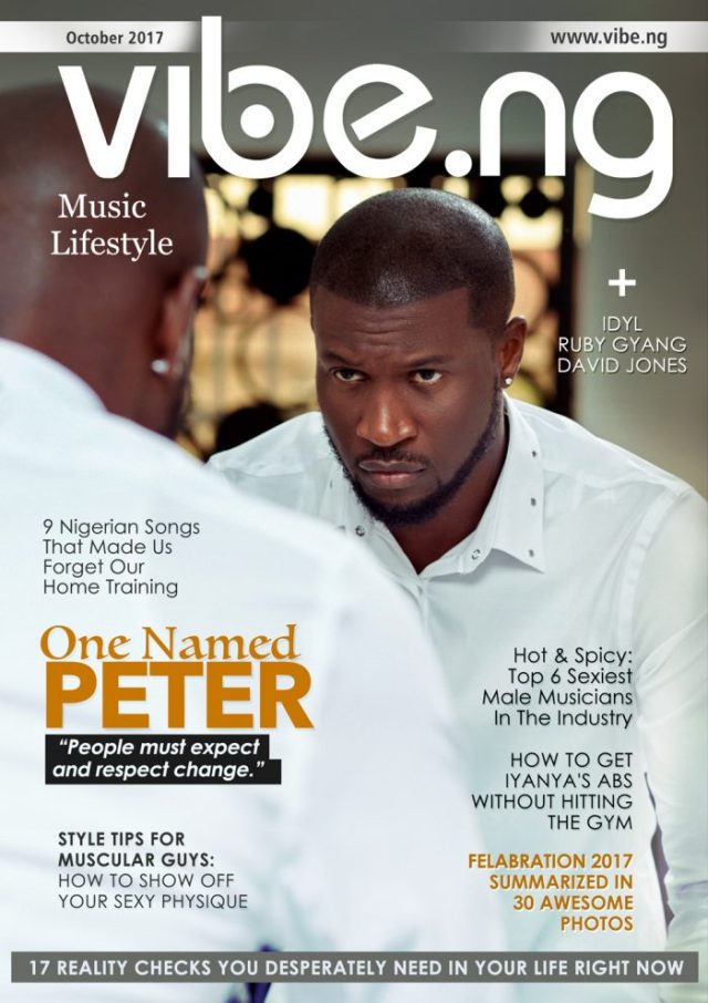 Peter Okoye reveals
