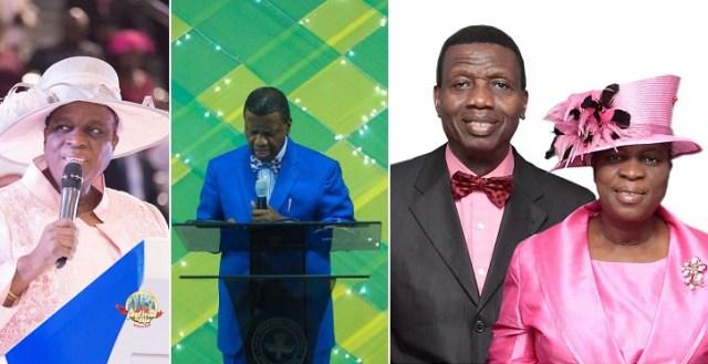 Pastor Foluke Adeboye Gushes