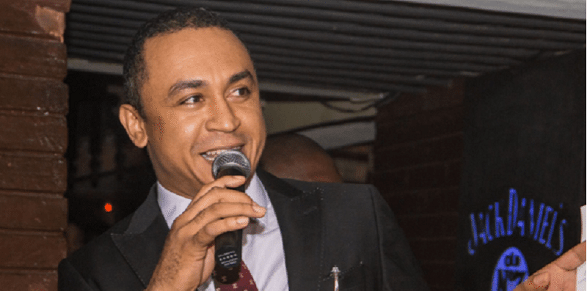 Daddy Freeze Alleges, Daddy Freeze replies Pastor Ashimolowo