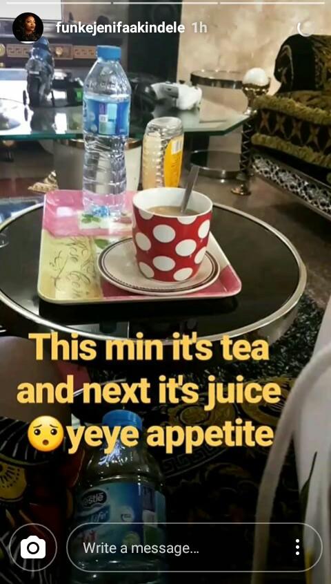 Funke Akindele Experiences