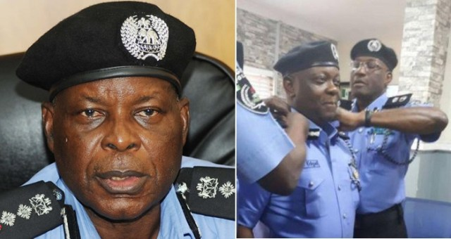 Lagos CP's demotion