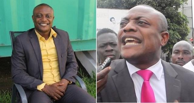 ghanaian lawyer maurice ampaw