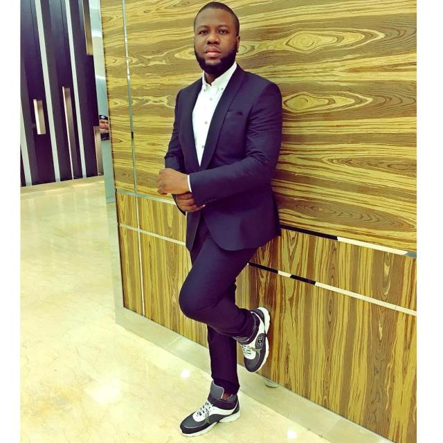 21149696 316497462146784 3560157060907663360 n - Hushpuppi says he wasn't happy that his surgical gown wasn't Gucci