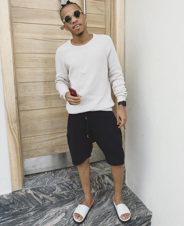 Tekno replies Dammy Krane