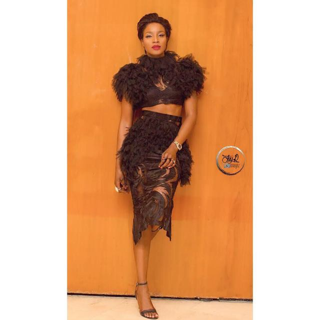 Seyi Shay Reacts