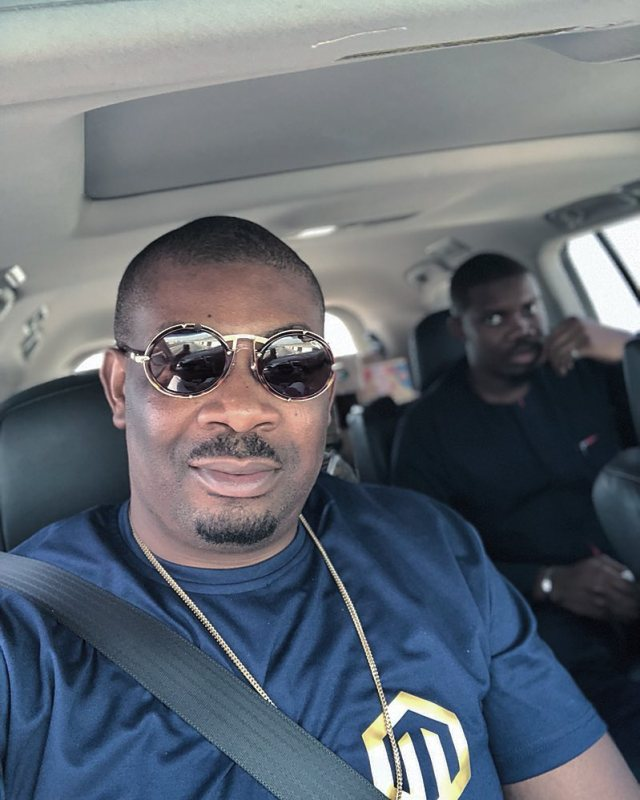 Don Jazzy fires body guard