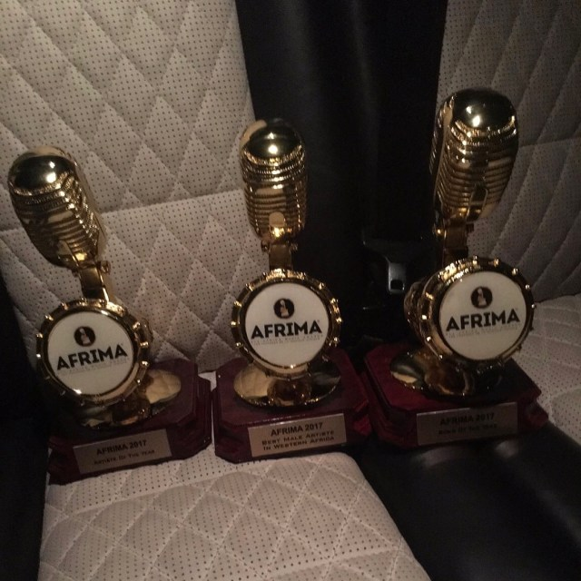 23498260 130504880990917 2324710371048292352 n - Wizkid won three awards at #AFRIMA2017 — Full List of Winners