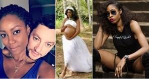 Yvonne Nelson's baby daddy denies