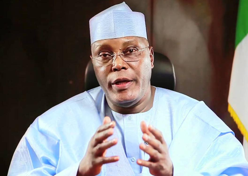 Atiku Abubakar Reacts Video