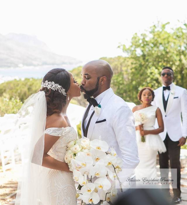 "Baads 02 1 - Why Oritsefemi's wedding ""outshone"" Banky W's wedding"