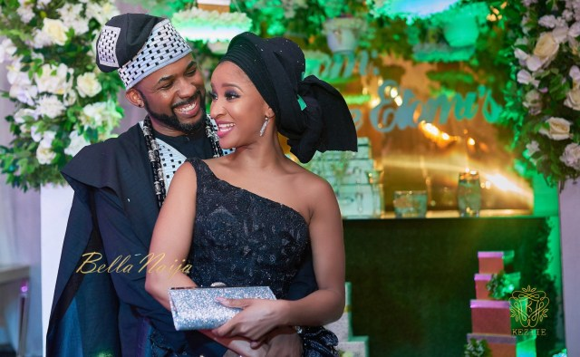 Banky W and Adesua Etomi BAAD2017 After Party 15 - Pastor Tony Rapu gives Banky W Marriage Advice