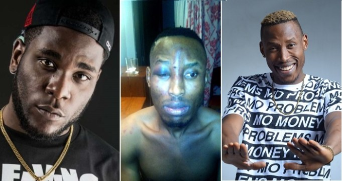 Mr 2Kay Forgives Burna Boy
