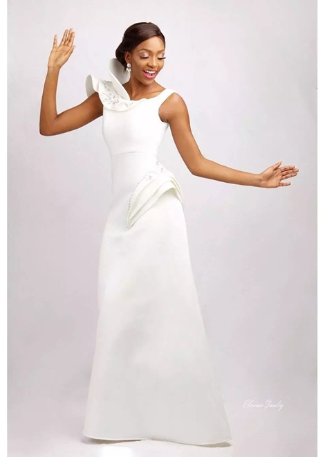 Checkout Adorable Photo Of Miss Nigeria, Chioma Obiadi