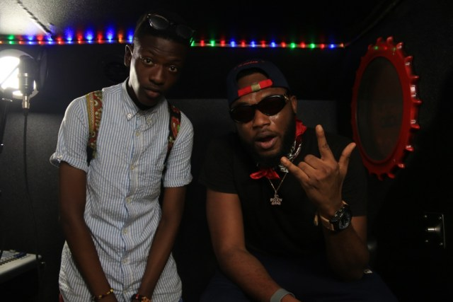 IMG 7951 - Yikes! Fans Startled as Falz and Dremo Storm Coke Studio Concert