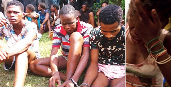Man Kidnaps 16 year old Facebook Lover