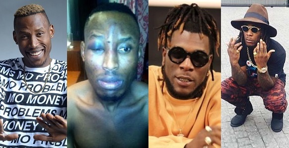 "Mr. 2Kay reveals how Burna Boy threatened to attack him over the ""tithe drama"""