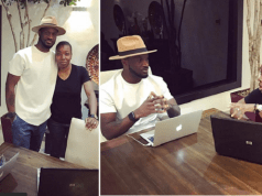Peter Mr P Okoye Unveils New Manager