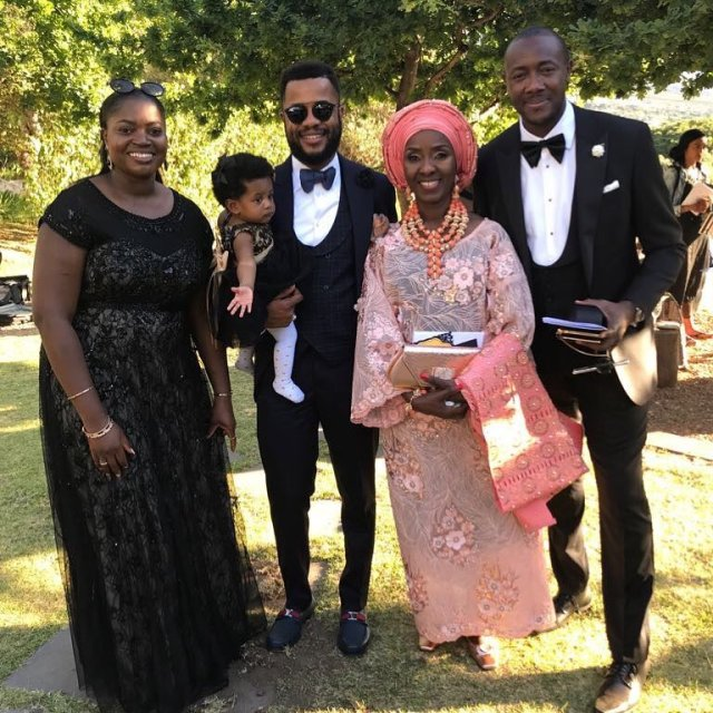 "New wedding 016 - Why Oritsefemi's wedding ""outshone"" Banky W's wedding"