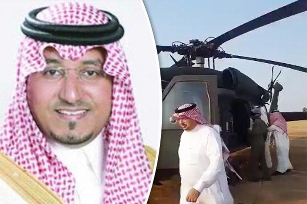 Saudi Prince Killed