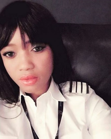 ajee7 1 - Meet Janet Bunor, a Young Nigerian Female Pilot Buzzing on Social Media (Photos)