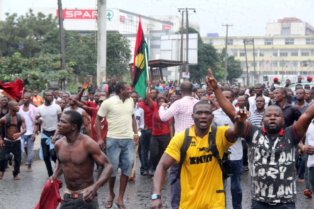 IPOB warns Buhari