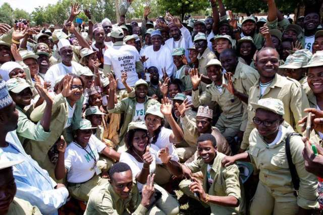 Corps Members Receive Multiple Allowance