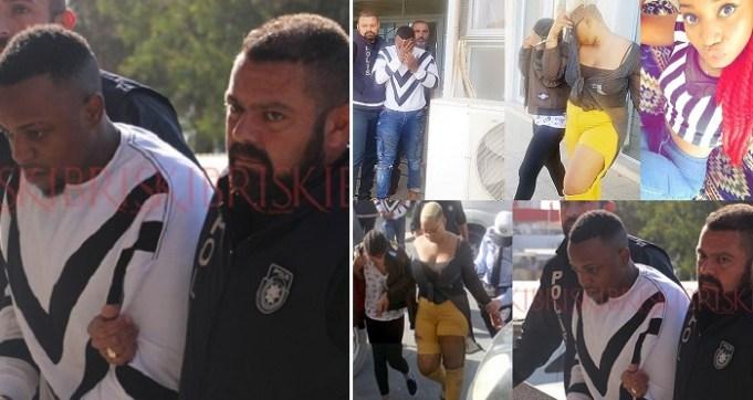 Three Nigerian Students Arrested For Drug Peddling In Cyprus.