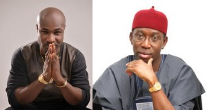 Harrysong Outs Delta State Governor