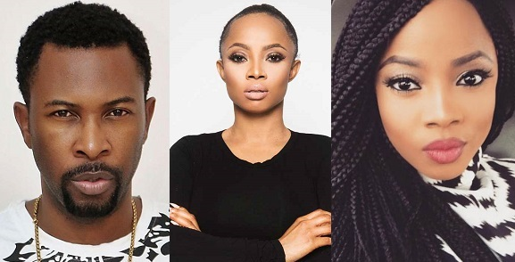 Ruggedman shades Toke Makinwa
