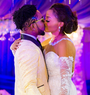 "oritsefemi wedding photos - Why Oritsefemi's wedding ""outshone"" Banky W's wedding"