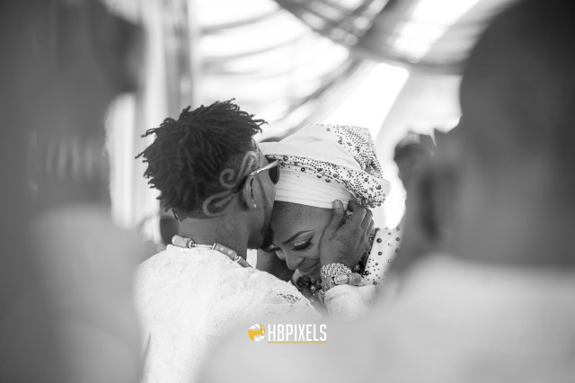 "oritsefemi wedding photos1 - Why Oritsefemi's wedding ""outshone"" Banky W's wedding"